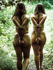 Slaves in the forest